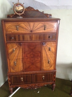 DEPRESSION CHEST BEFORE