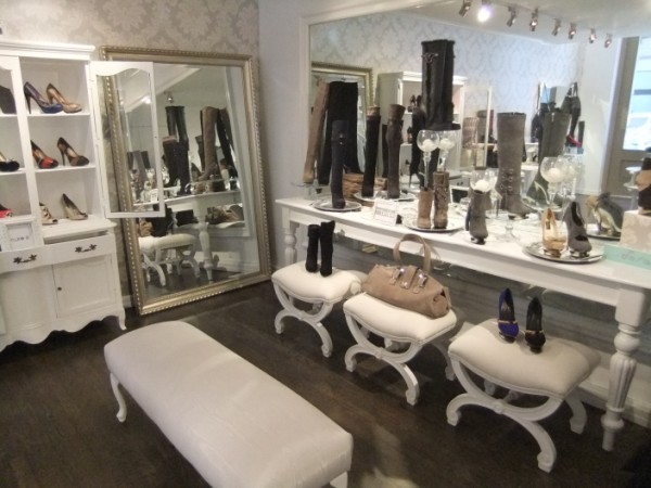 FURNITURE FOR RETAIL STORES