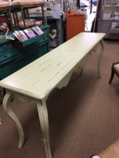 """75"""" Console Table"""