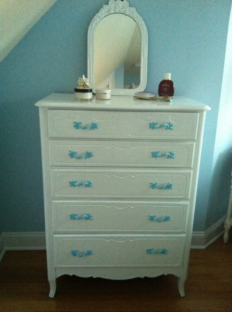 "The Perfect ""Beach"" Dresser"