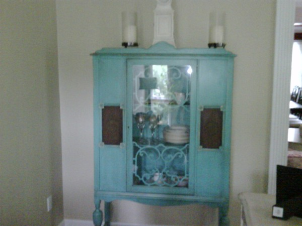 Eileen's China Cabinet