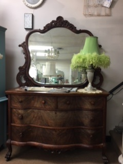 Antique Dresser Just Too Pretty to Paint !!!!!!!!!!!!!!!!!!!!!!!!!