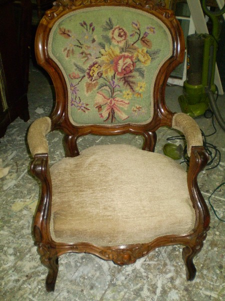 Antique Chair ...  After