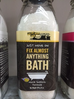 Bath Salt...Fix Almost Anything Bath