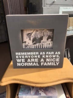 BOX FRAME ...  NORMAL FAMILY