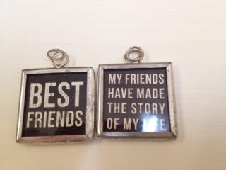 Charm BEST FRIENDS