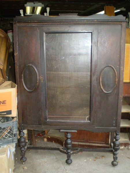 China Cabinet ... the before