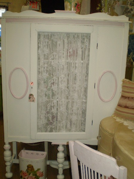China Cabinet...  the after