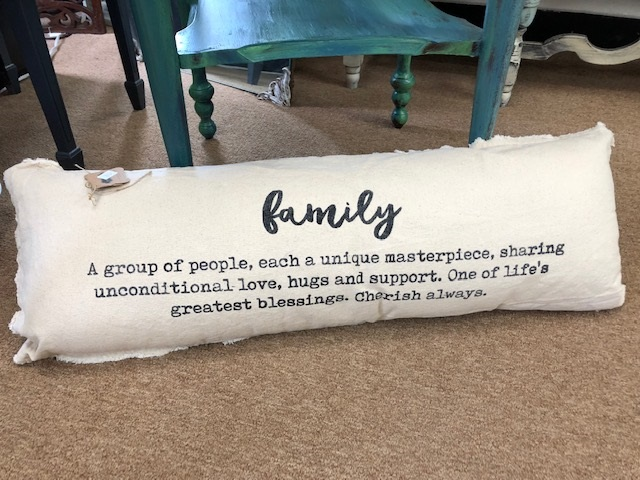 F A M I L Y  Pillow
