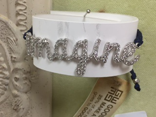 Inspirational Bracelet... IMAGINE