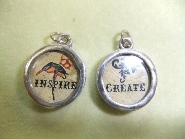 Inspire Create Charm