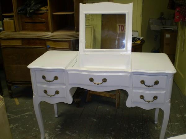 Vanity / Desk -- After