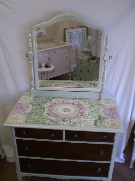 Grandpa's Dresser....  After