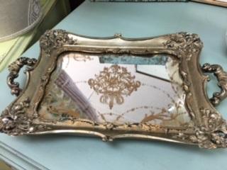 Ornate Vanity Tray