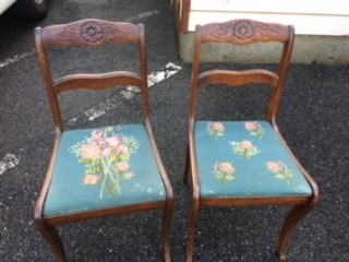 Petite Chairs
