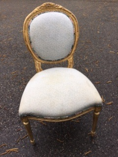 French Chair... Round Back