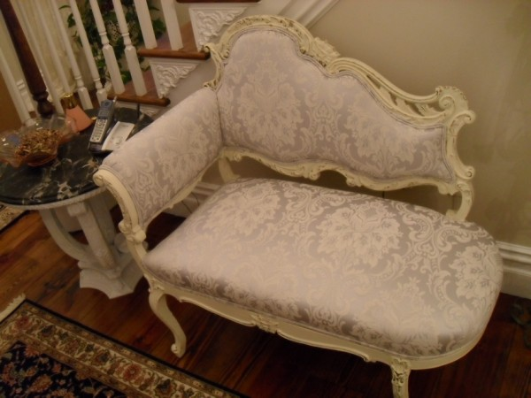 Settee After