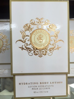 TIRAMANI..  by Shelley Kyle ...  Hydrating Lotion