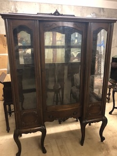 The MOST AMAZING China Cabinet...