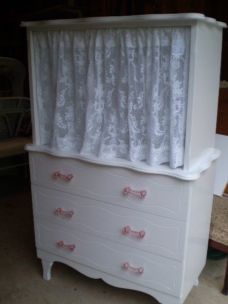 TV Cabinet...  After