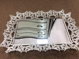 Large Very Ornate Vanity Tray