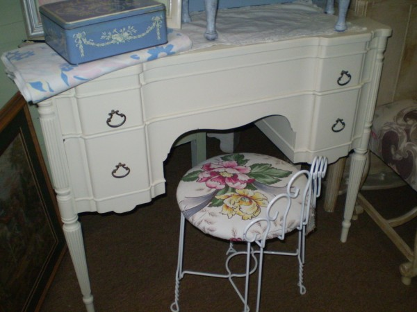 Writing Table .. Before